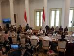 Jokowi Soal Omnibus Law: Jangan Ada Pasal Titipan!