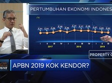 Kemenkeu: Konsumsi RT & Pemerintah Jaga Pertumbuhan Ekonomi