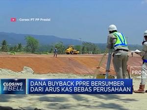 PPRE Siapkan Dana Rp 293 M untuk Buyback 941 Juta Saham