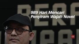VIDEO: Tersangka Kasus Novel Baswedan Setelah 989 Hari