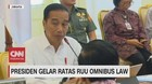 VIDEO: Presiden Gelar Ratas RUU Omnibus Law