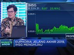 Euphoria Jelang Akhir Tahun, IHSG Lanjutkan Penguatan