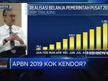 Realisasi APBN 2019 Baru 83%, Ini Kata Kemenkeu