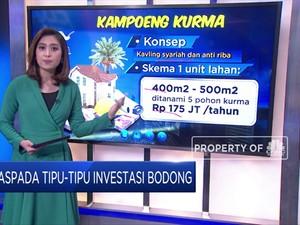 Waspada Tipu - Tipu Investasi Bodong!