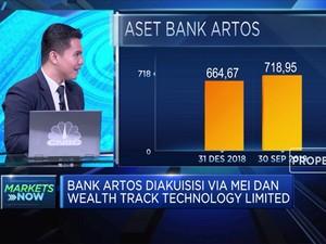 Proyeksi Arah Kinerja Bank Artos Pasca Diakuisisi Jerry Ng