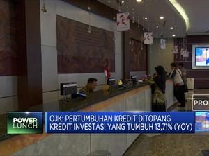 Penyaluran Kredit Perbankan Tumbuh 7,05%