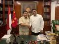 Bertemu Bobby Nasution, Prabowo Diklaim Tak Bicara Restu