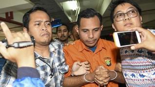 Polisi Penyiram Novel Baswedan Anggota Brimob