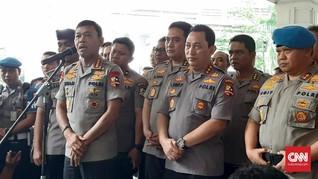 Hampir Separuh Kasus Korupsi di Kepolisian Belum Rampung