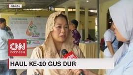 VIDEO: Pesan Yenny Wahid di Haul  ke-10 Gus Dur