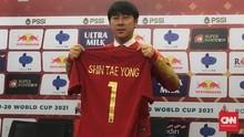 Shin Tae Yong Pulang ke Korea Meski Dilarang PSSI