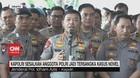 VIDEO: Kapolri Sesalkan Anggota Polri Terlibat Kasus Novel