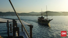 ASDP Gelontorkan Rp600 M Demi Kembangkan Marina Labuan Bajo