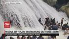 VIDEO: Pesona Air Terjun Bantimurung Gaet Wisatawan
