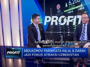 Strategi Uzbekistan Dorong Pariwisata Halal & Ziarah Islam