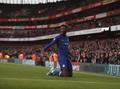 Hasil Liga Inggris: Chelsea Permalukan Arsenal di Emirates