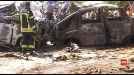 VIDEO: Kesaksian Warga Terguncang Bom Mobil di Somalia