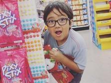 Dahsyat, Bocah 8 Tahun Ini Hasilkan Rp 363 M dari Youtube!