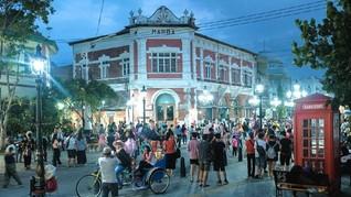 Kota Lama Semarang Lebih Dari Destinasi 'Selfie'