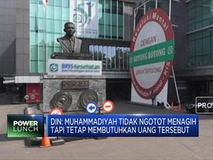 Wah BPJS Kesehatan Juga Utang Rp 1,2 T Kepada Muhammadiyah