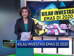 Kilau Investasi Emas di 2020