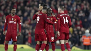 Gelandang Man City Ikhlas Jika Liverpool Diberi Gelar Juara