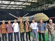 Selain Mata-Mata Canggih, Drone Made RI Bisa Bawa Bom Lho