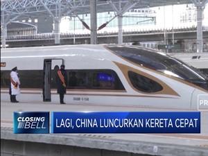 China Luncurkan Kereta Cepat Terbaru