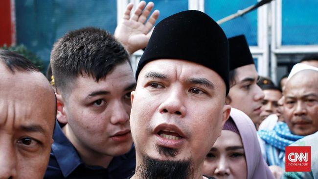 Bebas Penjara, Ahmad Dhani Akan Jalani Vonis Kasus 'Idiot'