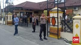 Seorang Pria di Tebingtinggi Mengaku Bawa Tas Berisi Bom