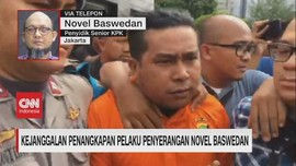 VIDEO: Kejanggalan Penangkapan Pelaku Penyerangan Novel