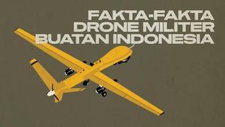 INFOGRAFIS: Fakta-fakta Drone Pertahanan Indonesia