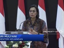 Sri Mulyani Pamer Kebijakan Omnibus Law di Depan Investor