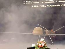 Drone Mata-Mata Made in RI 60% Komponen Masih Impor