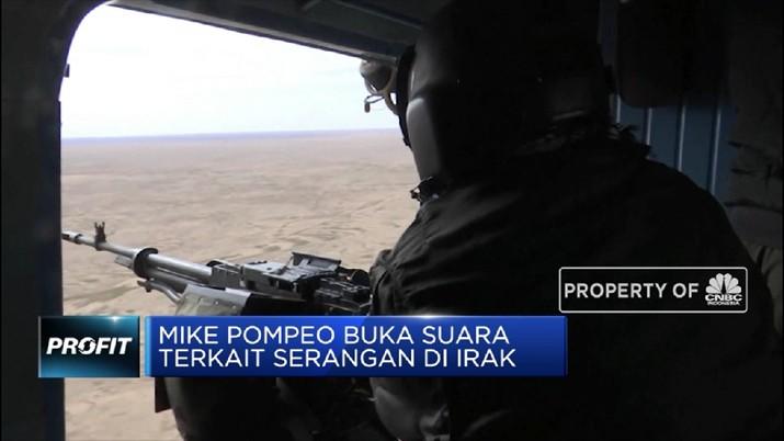 Serangan Lagi ke Pangkalan Militer AS Al-Balad