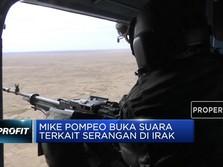 AS Serang Gudang Senjata di Irak, Mike Pompeo Buka Suara