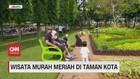 VIDEO: Wisata Murah Meriah di Taman Kota