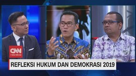 VIDEO: Refleksi Hukum dan Demokrasi 2019 (3/3)