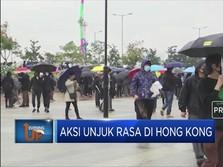 Demo Besar-Besaran Hong Kong yang Tak Kunjung Henti