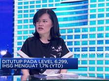 Tutup Perdagangan Tahun 2019, IHSG Menguat 1,7% (ytd)