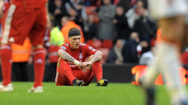 Eks Liverpool Raja Gol Bunuh Diri Liga Inggris Dekade Ini