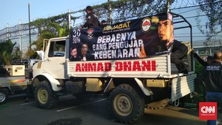 Unimog, Truk yang Angkut Ahmad Dhani Keluar Penjara