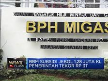 BBM Subsidi Kelebihan Permintaan 1,28 Juta KL di 2019