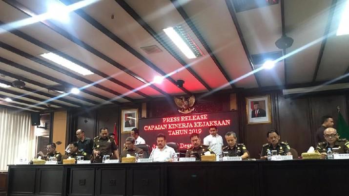 Kejaksaan Agung (Kejagung) terus menelusuri kasus yang mendera PT Asuransi Jiwasraya (Persero).