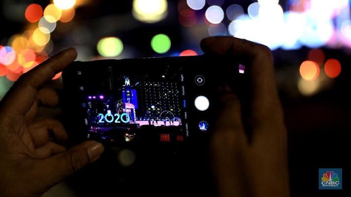 Pemprov DKI akan menggelar sejumlah acara untuk merayakan malam pergantian tahun baru 2020.