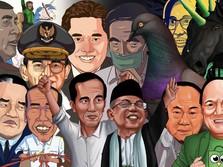 Kemenangan Jokowi-Ma'ruf Hingga Pendiri Sinar Mas Wafat