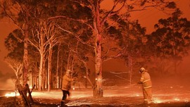 'Neraka' Kebakaran Australia Diperkirakan Belum Akan Berakhir