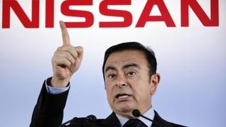 Turki Tangkap 7 Orang Diduga Bantu Ghosn Kabur ke Libanon