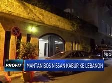 Terjerat Kasus Keuangan, Mantan Bos Nissan Kabur ke Libanon