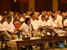 Malam Tahun Baru, Sri Mulyani Video Conference Bahas APBN